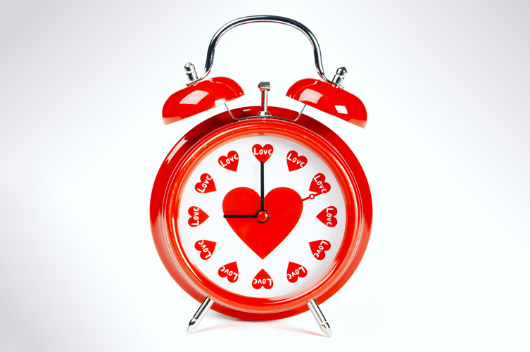 Time Clock Love Kevin Roberts