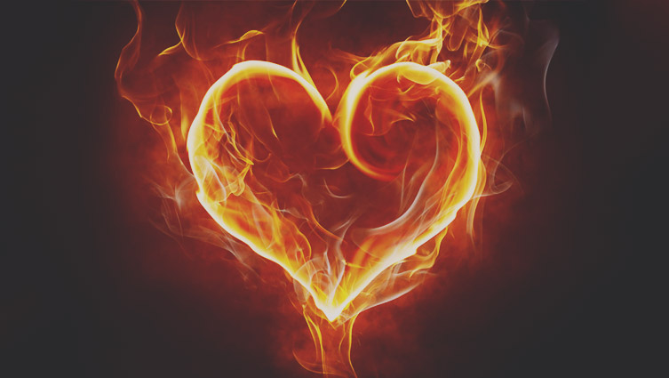 Fire Heart Night Kevin Roberts